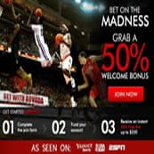 Bovada College Basketball Page