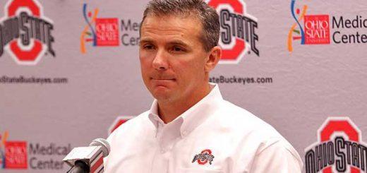 OSU head coach ready to answer questions.